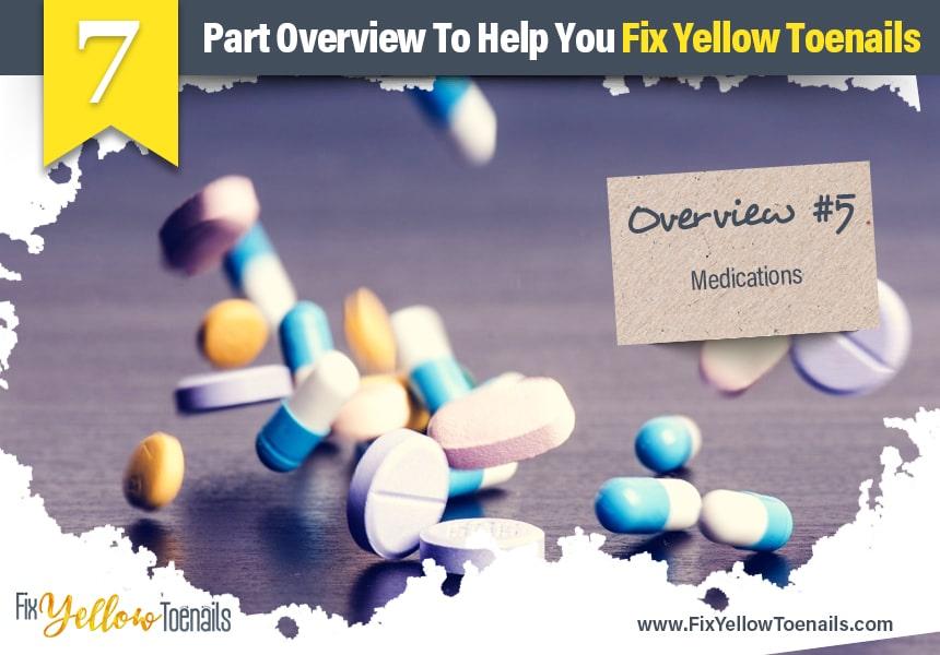 yellow nail syndrome
